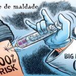INJECÇÃO DE MALDADE – Material genético não humano