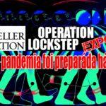 Operação Lockstep: A Pandemia Actual foi Idealizada há 10 Anos pela Fundação Rockefeller