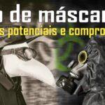 As Máscaras Faciais Obrigatórias São Inseguras, Ineficazes e Imorais