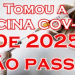 A Maioria Dos Que Tomaram Vacinas COVID Estarão Mortos em 2025